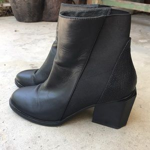 United Nude Ankle Booties